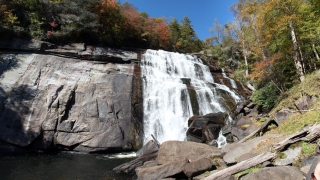 Autumn in Gorges State Park Preview