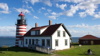 West Quoddy Head Lighthouse Preview
