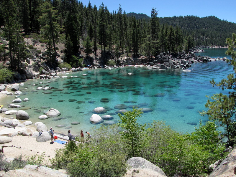 Secret Cove at Lake Tahoe